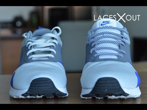 How to Lace Air Max Tavas [Tutorial] - Best Lacing Styles