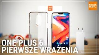 OnePlus 6 - unboxing i pierwsze wrażenia