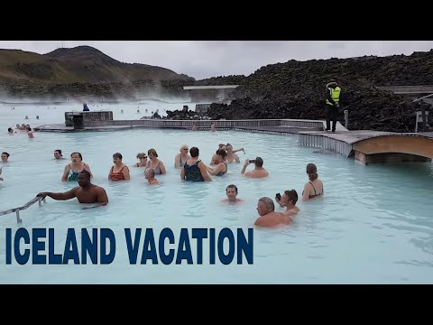 My First Vlog | Iceland Vacation | Gym