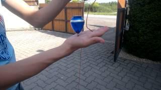 Peonza trükk bemutató (cobra)