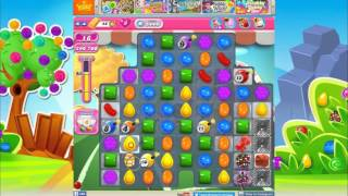 Candy Crush Saga Level 1444 (No Boosters)