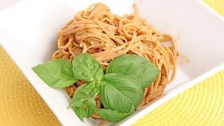 Pasta With Pesto Trepanese Recipe - Laura Vitale - Laura In The Kitchen Episode 917