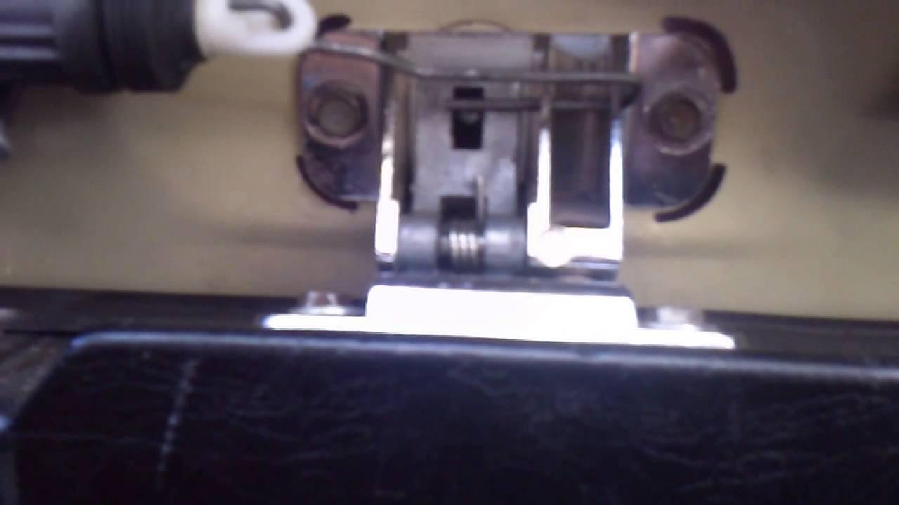Электро замок багажника Лада Гранта, привод замка багажника Granta .