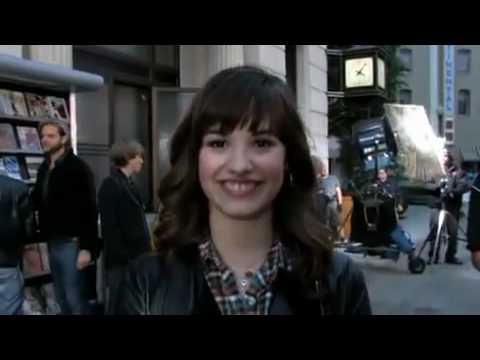 *Behind the Scenes* Making of La La Land by Demi Lovato