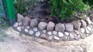 Неповторимость уголков сада