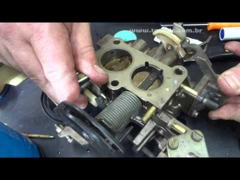 Tonella - carburador solex 2E funcionamento e regulagens 03