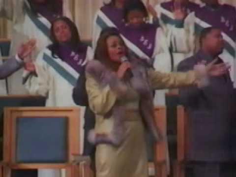 Karen sings God Is Here