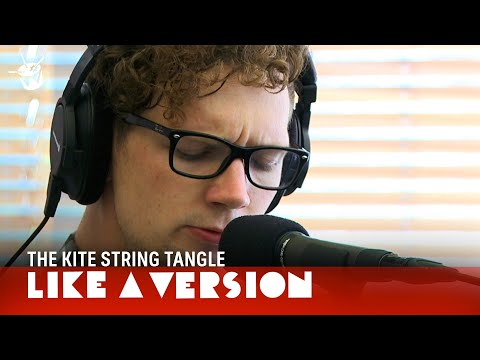 The Kite String Tangle cover Flight Facilities 'Clair De Lune' for Like A Version