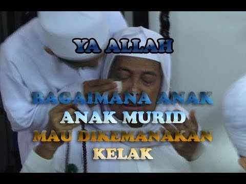 Beginilah Isi Hati Ulama, Besarnya Kasih Sayang Syeikh Ahmad Asrori Menangis Memikirkan Umat