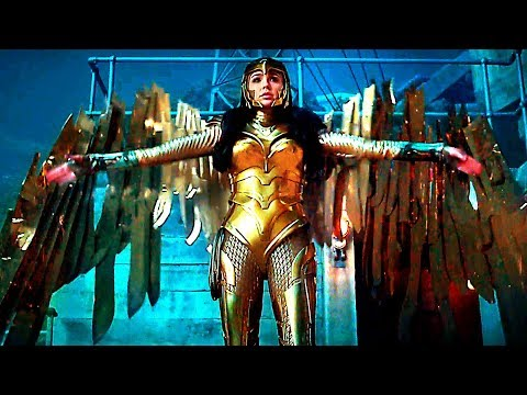 WONDER WOMAN 2 Full Movie Trailer (2020)