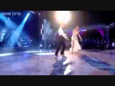 Jodie Kidd and Ian Waite Music Video