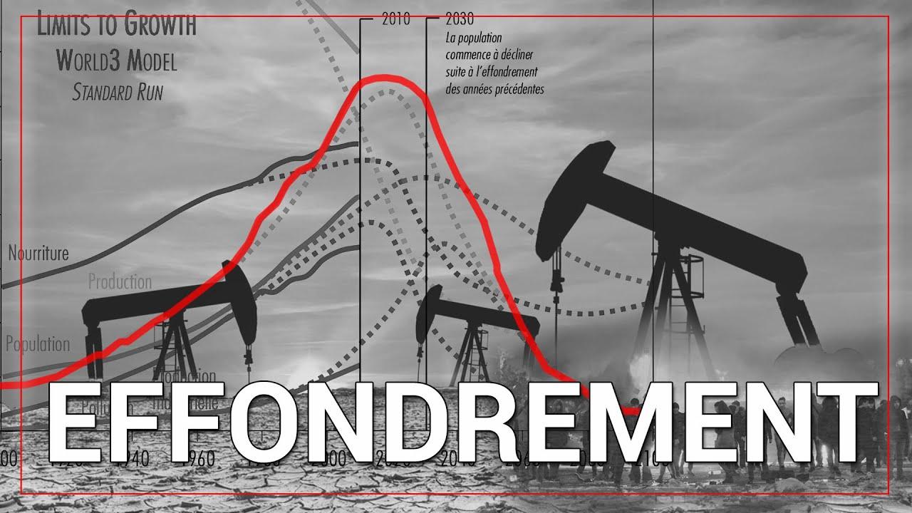 Effondrement de la civilisation (Pic pétrolier, Réchauffement climatique) Collapse - Thinkerview