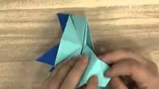 Chinese Zodiac Sheep Origami