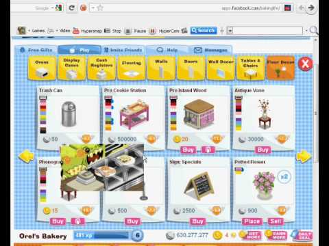 Baking Life Insane Coin Cheat/Hack – Working 10.21.2011