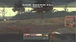 Best MW2 Kill Ever