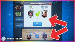 COMMENT ECHANGER DES CARTES LEGENDAIRE SUR CLASH ROYALE DAVIDK