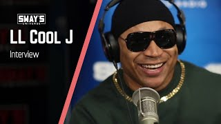 LL Cool J Breaks Down Business, Battling and Def Jam to The Grammy's  | SWAY'S UNIVERSE