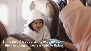 Royal Brunei Airlines: Dine & Fly