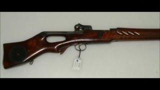 British Semi-Automatic Rifles 1891 to 1945