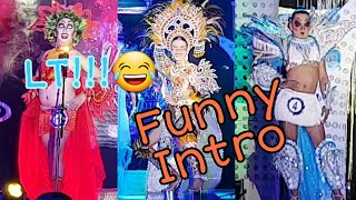 Gambar cover Ms. Gay Pangkalawakan 2019 Funny Introduction Number | Harvey Delfin