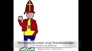 Sinterklaas, die goede heer - Kameraad Vuursteen
