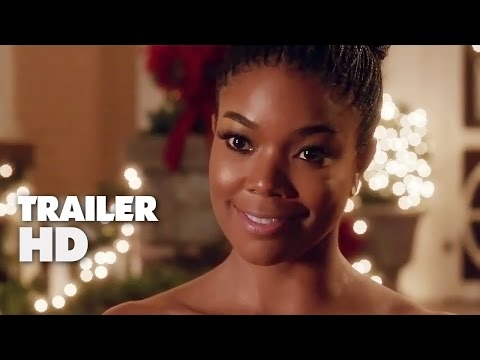 Almost Christmas - Official Film Trailer 2 2016 - Jessie T. Usher, Gabrielle Union Comedy HD