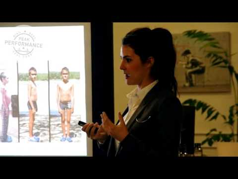 """SF Peak Performance"" Meetup 01: Part 2. Dr Molly Maloof MD presentation, plus Y Athletics"