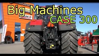 CASE 300 Cvx Big Tractor -Big Machin- Case 300 Traktori
