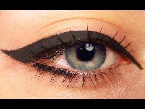 Eyeliner Sürmek �...