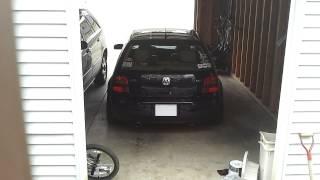 2002 Volkswagen GTI 1.8T Straight Pipe Catback Exhaust