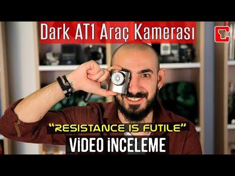 Dark AT1 Araç Kamerası İncelemesi - Araç İçi Kamera