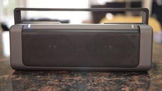 Bluetooth Jam Party HMDX Speaker Review