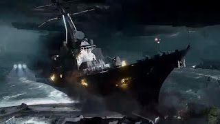 Battlefield 4: BOAT CRASH on Paracel Storm
