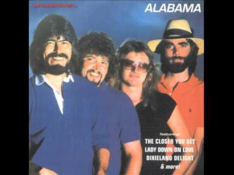 Alabama -- The Closer You Get