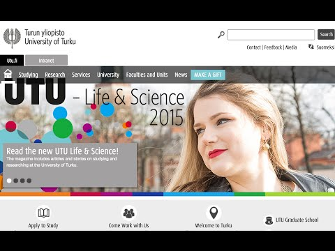 How to Find & Apply for a PhD ▪ University of Turku ▪ Finland