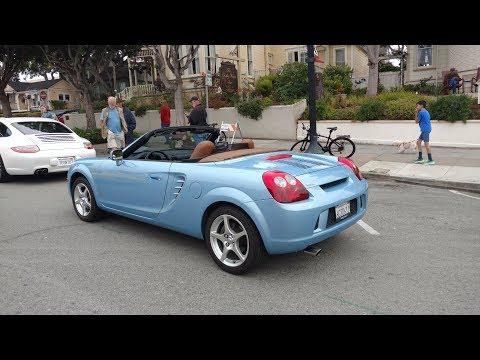 Monterey Car Week 2017: Classic Motorsports Monterey Kick-off Cruise In