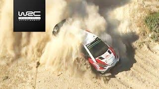 Wrc - rally italia sardegna 2017: highlights stages 15-17