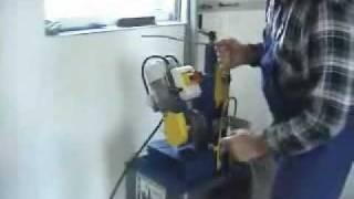 Maszyna do recyklingu kabli, odizolowywacz do kabli, PK60 - maszyna do recyklingu kabli
