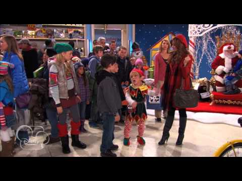 Jessie | Criminal Christmas! 😱 | Disney Channel UK