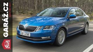 Škoda Octavia facelift - Čtyři světla nezastíní skvělou obratnost