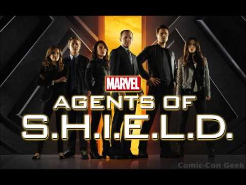 Theme Marvel Agents of SHIELD