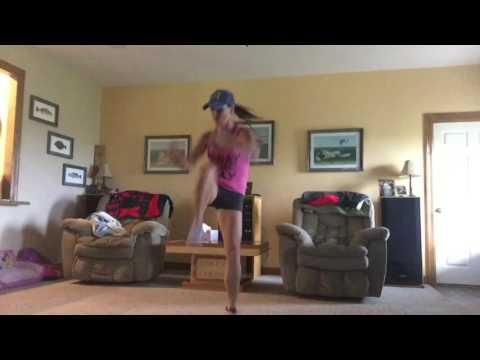 Ruptured Achilles on video