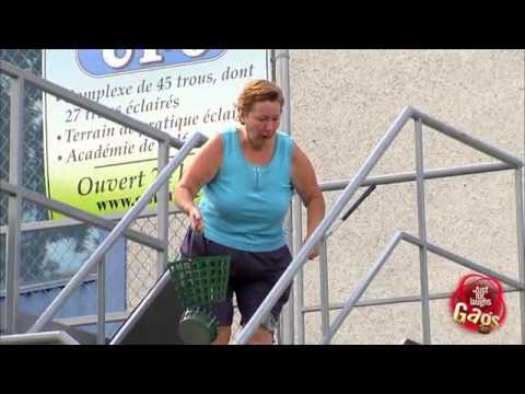 Видео: Розыгрыш в гольф-клубе