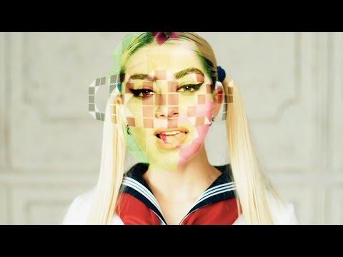 中田ヤスタカ 「Crazy Crazy (feat. Charli XCX & Kyary Pamyu Pamyu)」 MV FULL ver.
