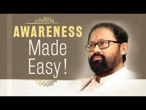 Awareness Made Easy! | Pujya Gurudevshri Rakeshbhai