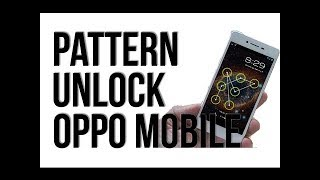 oppo F1 plus (x-9009) pattern unlock  frp unlock hard reset done by miracle box @simple method