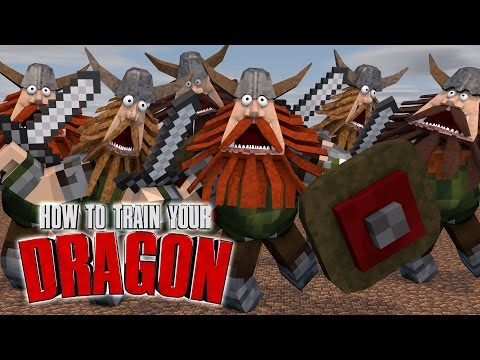 Minecraft | How To Train Your Dragon Ep 24!