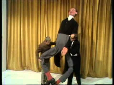 Morecambe and Wise:Giant Dummy
