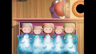 Nhac Thieu Nhi - Nhạc Thiếu Nhi Vui Nhộn - Giúp Bé Học Tiếng Anh Qua Bài Hát