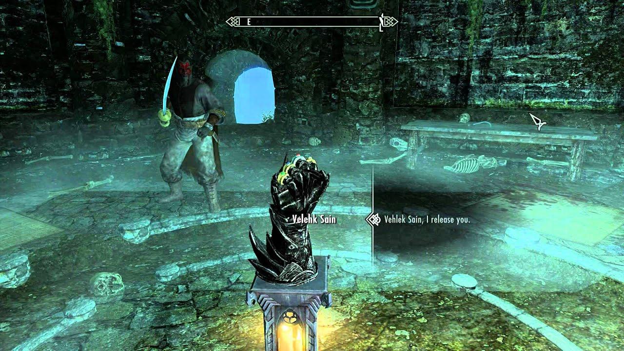 Skyrim Oblivion Gauntlet Rings